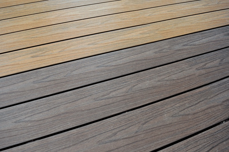 WPC Co-extrusion Siding/Decking