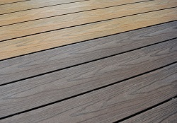 WPC Co-extrusion Decking/siding